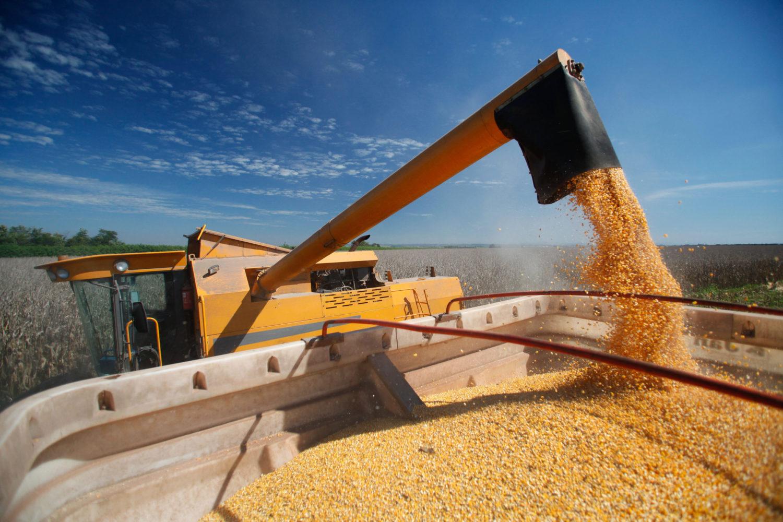 Achtergrond foto Agrartechnik