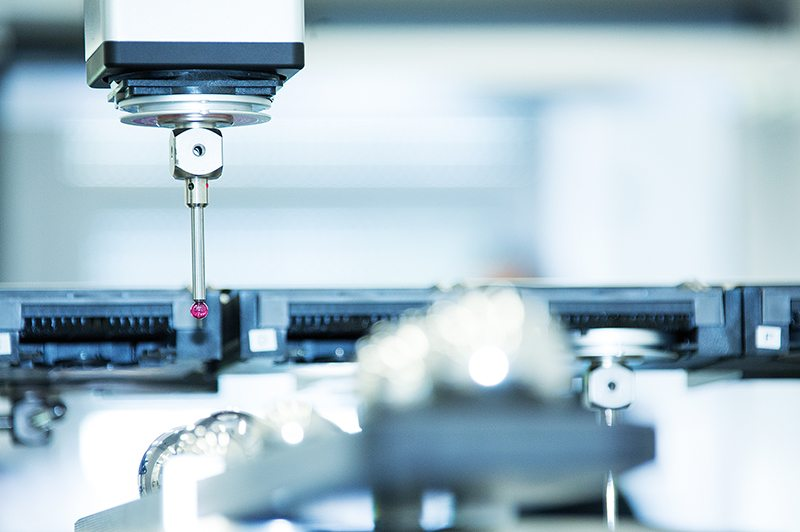 Achtergrond foto Betech breidt het machinepark uit met een Multisensor coördinaten 3D meetmachine.