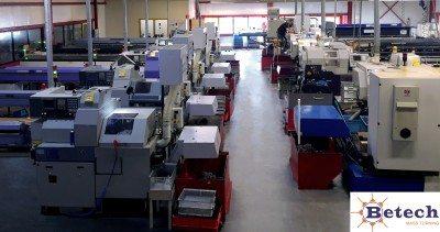 ge24/7 geautomatiseerde productie