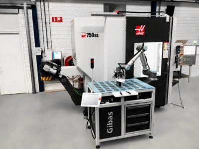 Haas UMC 750SS - Betech Kunststoffen