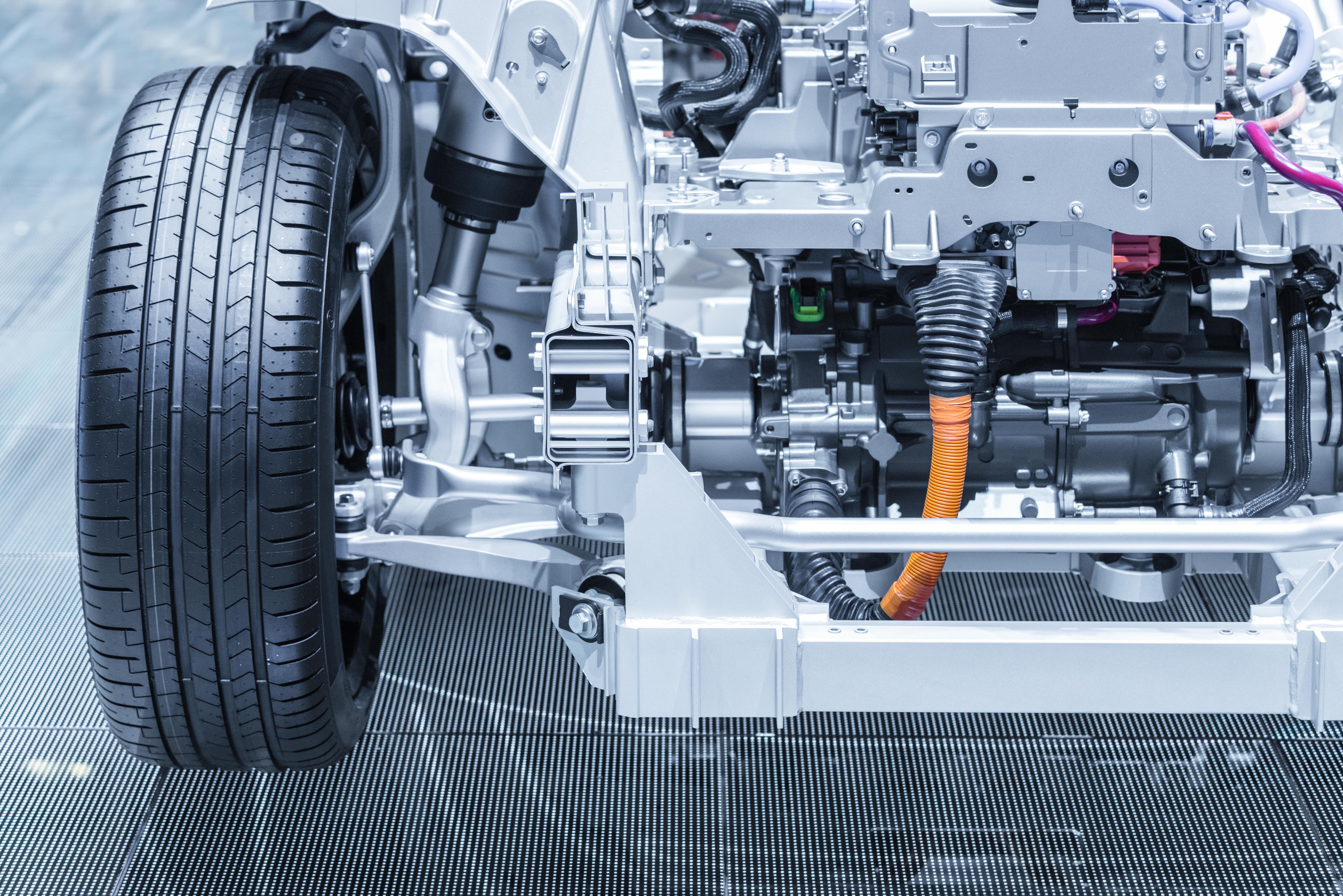 Achtergrond foto Automotive & E-mobility