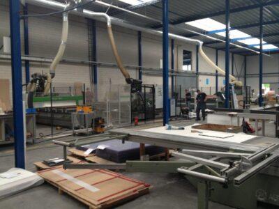 Fabriek Betech Kunststoffen