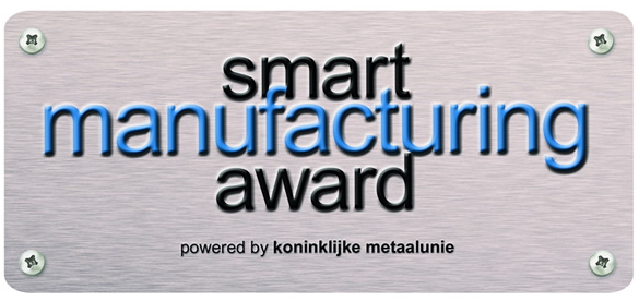Achtergrond foto Betech-vinder af Royal Metal Union Smart Manufacturing Award for North Nederlands